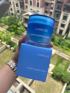 عالية الجودة لانجي الخاص المياه العناية النوم قناع ليلة وضحاها العناية بالبشرة 70ml مجانا