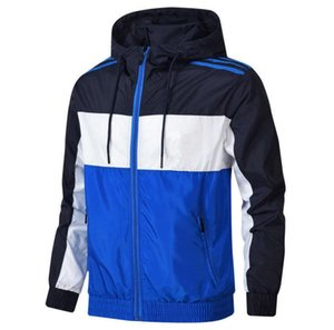 Men Women Designer Jacket Coat Luxury Sweatshirt Hoodie Long Sleeve Autumn Sports Zipper Brand Windbreaker Mens Clothes Plus Size Hoodies
