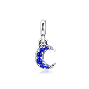 ME coleção charme prata esterlina 925 My Moon suspensão encantos dangle me encaixar estilo pulseira pingente DIY Pandora para fazer jóias 798375NBT