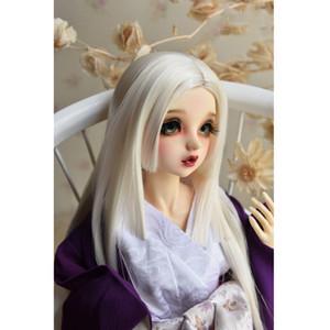Bybrana BJD парик sd куклы высокая температура волокна девушка детские волосы супер элегантный и ветер в три уровня ножа 1/3 1/4 1/6 T200428