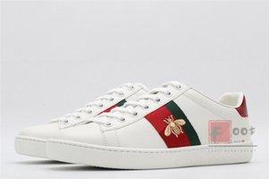 2020 Chaussures Noir Blanc Rouge Chaussures Casual en cuir ACE Chaussures de sport pour hommes, femmes Christmas Star Serpent Tigre plat Bas Formateurs Chaussures de gc1