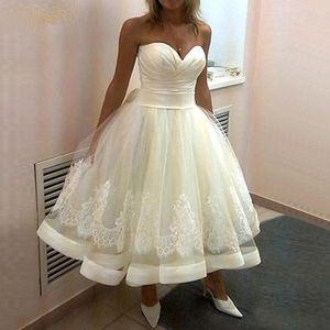 Prom Dress Satin A Line Sleeveless Short Gown Sweetheart Neck Evening Dress Backless Plus Dress Lace Hem