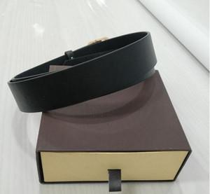 Cinghie designer per Cintura in pelle Mens cinghie designer Cintura Serpente di lusso cinture Business Women grande fibbia in oro con la scatola N5