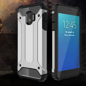 Rugged Armor Hard PC TPU Shockproof Case For Samsung S10 e 5G note 10 plus A10e A20e A10s A20s A30s A40s A50s A90s