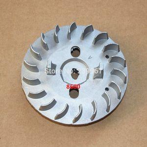 ataques volante de encendido de volante de aluminio Yamaha ET650 ET950 barato libre 650W generador de volante 800W partes del grupo electrógeno