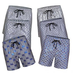 2020 New Summer Fashion Shorts New design Board short Quick Drying SwimWear Printing Board Beach Pants Men Mens Swim Shorts
