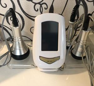 2020 한국 기술 휴대용 체중 감소 초음파 지방 진공 캐비테이션 40K RF 바디 슬리밍 기계 발파 지방 악기