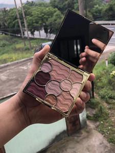 Новый макияж марка Palette Buried Treasure 10 цветов Eyeshadow Palette натуралы высокая производительность Высокое качество Матовый по hope12