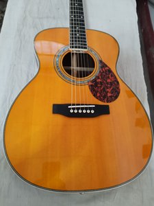 free shipping factory custom OM mayer acoustic guitar 14 frets guitar with signature acoustic electric guitars