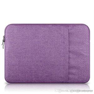Moda laptop saco manga caso universal para ipad ar 1 2 para xiaomi mi pad 123 pano de Oxford com zíper unisex ynmiwei