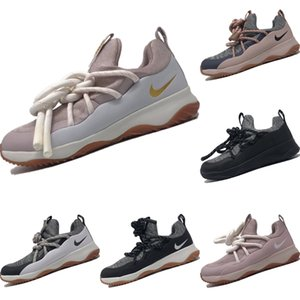 2020 City Loop coton stretch Chaussures de sport original W City Loop Bus Internet Celebrity Thicker sangles Tampon en caoutchouc Jogger Sneaker
