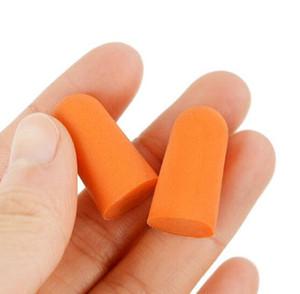 Novos Tampões de Ouvido Clássico Macio dormir Ear Ear Ear Plugs Defenders Protetores Tampões de Cuidados de Saúde Abastecimento