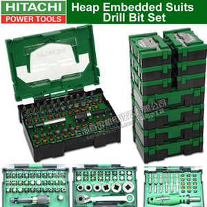 Japan HITAHCI Heap Embedded Suits Drill Bit Set Drill Head Set Screwdriver Electric Bits Screwdriver Head Accessories Bit