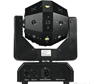 16x3 w moving head luz rgbw feixe laser strobe light futebol dmx512 dj bar partido show stage equipamentos llaf