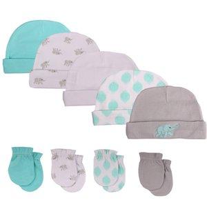 Real limitada unisex 0-6 meses cabido bebê chapéus de tecido de algodão macio chapéus recém-nascidos fotografia acessórios q190521