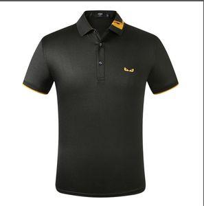 2020Fashion designer G2 Fashion Spring and Autumn Sport casual men's polo shirts Sportswear premium brandfêndí men's polo shirts