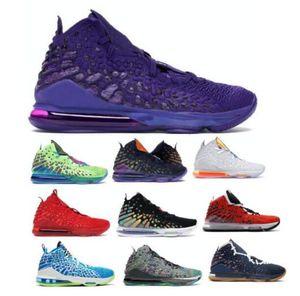2К 17 17С баскетбол обувь для мужчины кроссовки красный ковер будущем Спрайт Monstars инфракрасный Гарлеме подряд мода обещаю фиолетовый обувь кроссовки