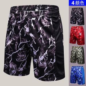 Neue Marke Quick Dry Herren Fitness Shorts Sommer Mens Board Shorts Bademode Strand Short Male Training Gyms Shorts Man