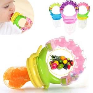 2019 Emzikler Besleyici Çocuklar Meyve Besleyici Meme Besleme Güvenli Bebek Malzemeleri Meme Emzik Emzik Şişeleri