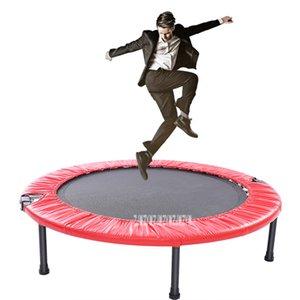 C157 40 Inch Trampoline crianças que saltam Bed Home Gym Folding Bounce Bed Fitness Equipment senhoras perder peso Leg Slimming