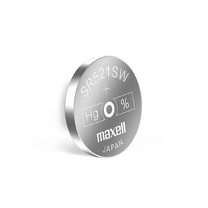 ماكسيل السويسري بطارية ساعة 379 SR521SW AG0 LR521 1.55V الفضة أكسيد زر البطارية بطاقة 5 قطع