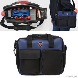 600D Repair Tool Kit sac à main de stockage portable Housse Organisateur avec bande réfléchissante pour les travailleurs de jardinage Y200324