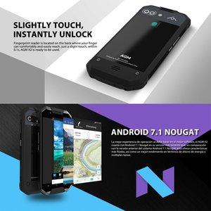 AGM X2 Triple Proofing Phone, 6GB+64GB Fingerprint Identification, Dual 12.0MP Back Cameras, 6000mAh Battery, Snapdragon 653 Octa Core