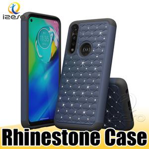 Pour G8 MOTO puissance G7 Jouer Luxury Designer Téléphone arrière pour LG 6 K61 Google Stylo Pixel 4XL TPU CellPhone Cover i