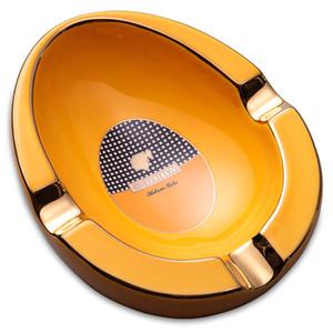 COHIBA ceramica sigaro posacenere grande diametro fumo attraverso portasigaro AS-410 T200111