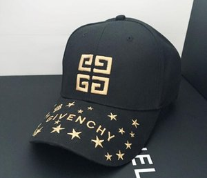Uomo Donna Designers cappelli di Hip Hop causale delle donne degli uomini di pallacanestro protezioni registrabili Casquette Gorras osso Golf cappello