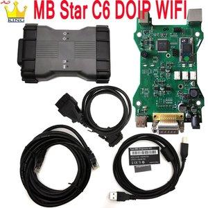 MB Yıldız C6 SD CONNECT Çoklayıcı PLUS DoIP CAN Teşhis Aracı ile Yazılım OTO Araba Teşhis Aracı SD Bağlan MB Yıldız