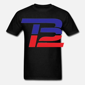 Men Fashion Print Tom Brady T-shirt Short Sleeve O-Neck Tshirt Jersey Homme Modal Cotton Brand Top Tee Shirts
