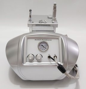 2 в 1 Power Ceel Crystal Microdermabrasion Almand DermaBrasion Peeling Machine Almand Eyeling Салон красоты SPA
