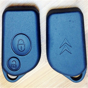 2 Buttons Car Remote Key Fob Case Shell For Citroen Saxo Berlingo Picasso Xsara Replacement Remote keyless entry fob case