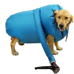 디자이너 애완 동물 용품 개 빠른 건조 의류 옥스포드 천 실버 도금 필름 방수 건조 물 의류 애완 동물 청소 용품