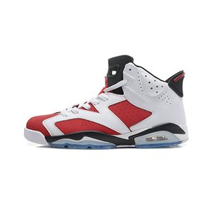 NakeskinJordanRetro Infrared 6 6s Reflective Basketball shoes top Olympic Oreo Sport Blue DMP Angry bull White Athletic Sneakers