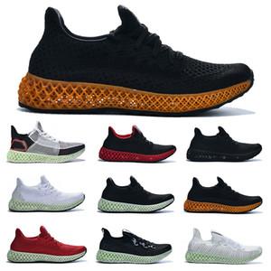 Futurecraft 2019 Runner 4d Alphaedge кроссовки для мужчин S Беговая обуви для мужчин тренеров Спорт кроссовки высокого качества Mens Sneaker