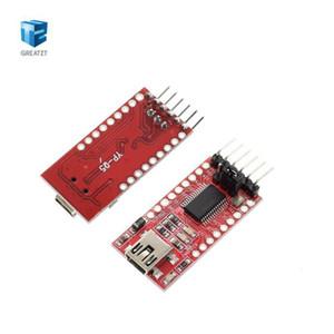 Бесплатная доставка 10 шт. FT232RL FT232 FTDI USB 3.3 В 5.5 В для TTL Последовательный модуль адаптера Мини-порт