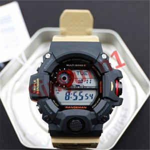 Creativo G Style Shock Men Watch 2020 multifunzionale nuovo di energia solare LED Digital G orologio da polso impermeabile rampicante esterno Sport Watch FreeShipping
