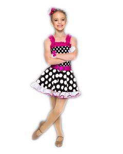 Costumes meninas vestido da dança Rose red dot Desempenho do bailado do desgaste da dança Ballet Branco Criança vestido Tutu