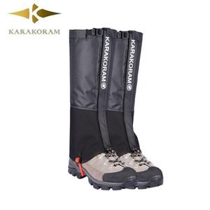 Al aire libre acampa yendo de excursión a prueba de agua nieve legging polainas para hombres y mujeres Teekking Esquí desierto de nieve botas Shoes Covers