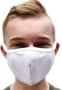 Anti-Dust Cotton Face Mask Unisex Man Woman Cycling Wearing Black White Fashion Mask