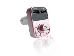 B3 Hands Wireless Bluetooth Car FM Transmitter Modulator Car Kit MP3 Player TF USB Charger Car