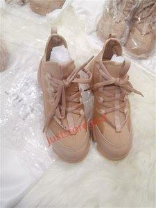 Dior shoes Luxus-Freizeitschuhe Hococal Mann Unisex-D-connect Neopren Turnschuhe Frau PVC Transparent Kleber Block Größe 36-45