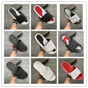 2020 newWholesale new men's aj slippers sandals soft beach sandals men and women outdoor sports shoes casual running high quality cheso size