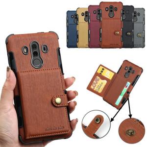 Custodia a portafoglio per Huawei Mate 10 Pro Lite Custodia a rilievo Y3 Nova 2i per Huawei P9 P20 Pro Lite Custodia per maimang 6 Honor 9i