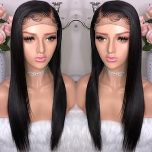 9A البرازيلي الانسان الشعر الباروكات بيرو مستقيم الأذن شعر الإنسان إلى الأذن الرباط أمامي لمة 13x4 الشعر الإنسان الرباط الباروكة الجبهة
