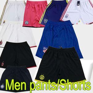 Real Madrid de futebol calções Atletico Madrid ajax lazio calções calças roma futebol top personalizado calças