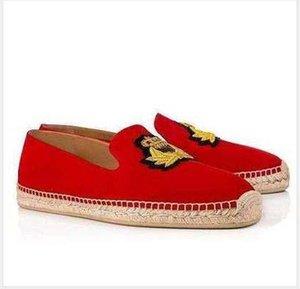 Heiße Männer rote untere shoestop Qualität Lammfell Männer flache Schuhe Mode bequeme beiläufige Faulenzer x3