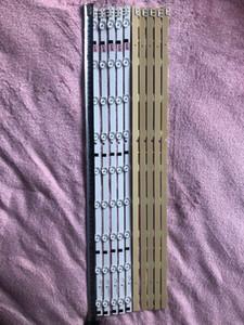 10piece lot 650mm LED Lamp strip 9leds For UA32F4088 2013SVS32H D2GE-320SC0-R3 UA32F4088AR CY-HF320AGEV3H UE32F5000